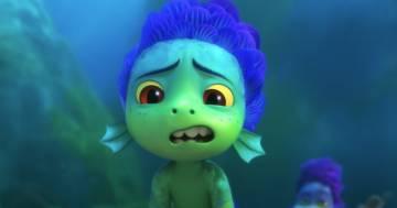 Online il nuovo trailer del film Disney Pixar 'Luca' con il brano di Edoardo Bennato