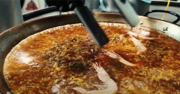 Arriva il robot in grado di cucinare una paella valenciana