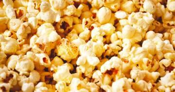 Si può sostituire il polistirolo con il popcorn (ed è un grande passo avanti per l'ambiente)