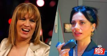 Rossella Brescia si finge Sophia Loren e Iva Zanicchi le racconta la verità su Richard Burton