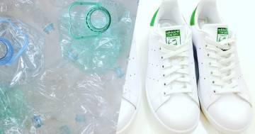 Distributori di scarpe Adidas: basta riciclare qui le bottiglie di plastica