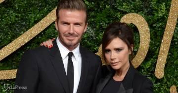 Victoria: foto e dedica d'amore per il compleanno di David Beckham