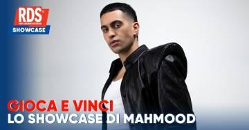 Effetto Domino: Showcase Mahmood
