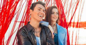 """Ecco il video di """"Movimento Lento"""", il nuovo singolo di Annalisa con Federico Rossi"""