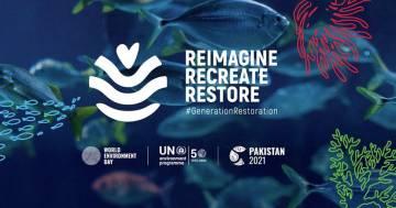 Giornata dell'Ambiente 2021: il mondo si impegna per il ripristino degli Ecosistemi
