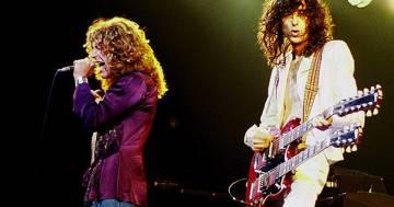Quello di Whole Lotta Love dei Led Zeppelin è il riff migliore di sempre: ecco la classifica