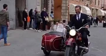 Luca Argentero e Cristina Marino si sono sposati: ecco il video