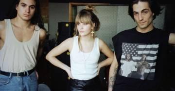 I Maneskin sono tornati in studio per registrare nuove canzoni: ecco le foto