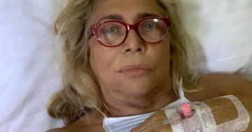 Mara Venier è di nuovo in ospedale: ecco cosa le è successo