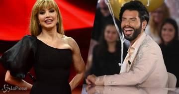"""Milly Carlucci vuole Federico Fashion Style a """"Ballando con le stelle"""""""