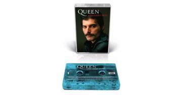 """I Queen ristamperanno il loro 'Greatest Hits"""" in una nuova edizione in cassetta"""