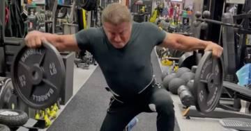 75 anni e un fisico incredibile: ecco come si allena oggi Sylvester Stallone