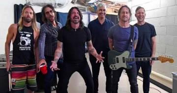 I Foo Fighters live al Madison Square Garden di New York: un evento così non si vedeva da tempo