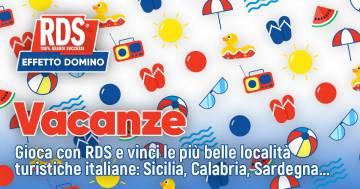 Effetto Domino: Vacanze!