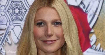 Gwyneth Paltrow semplicemente senza veli nella foto in topless