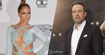 Jennifer Lopez e Ben Affleck sono tornati insieme: la foto del bacio per i fan