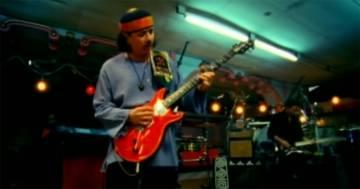 'Corazón Espinado': la hit di Carlos Santana e dei Manà compie 21 anni