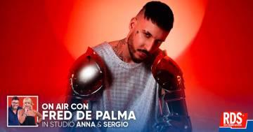 Fred De Palma, il nuovo album e il tour: 'Anitta ama l'Italia e sicuramente raggiungerà il tour'