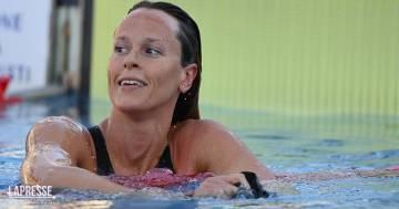 Test antidoping a sorpresa per Federica Pellegrini: ecco la sua reazione