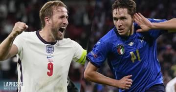 EURO 2020, Italia-Inghilterra: dove e quando vedere la finalissima