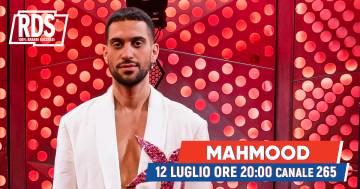 RDS Showcase Mahmood: il live sulla RDS Social TV