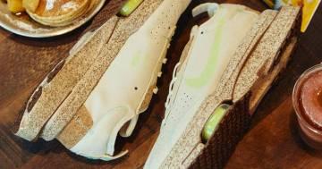 Nike lancia le sue prime Air Max vegetali realizzate con le foglie di ananas