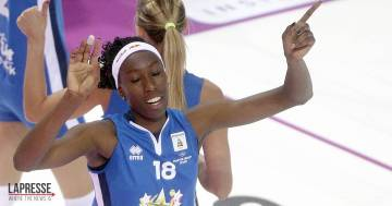 Paola Egonu sarà una dei portabandiera alle Olimpiadi di Tokyo 2020