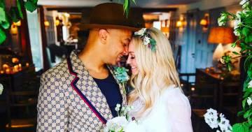 Spice Girls, Emma Bunton convola a nozze con il compagno Jade Jones
