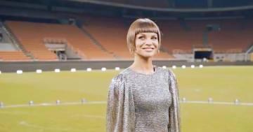 Tutto accade a San Siro: Alessandra Amoroso annuncia il suo concerto con un video emozionante