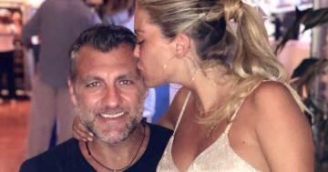 Bobo Vieri, papà a tempo pieno nelle vacanze con la famiglia a Formentera