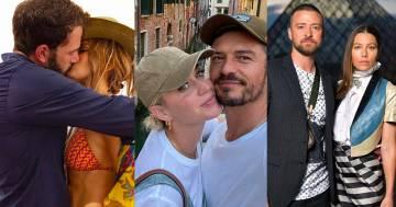 Da Jennifer Lopez e Ben Affleck a Katy Perry e Orlando Bloom: le coppie che sono tornate insieme