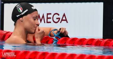 Tokyo 2020, Federica Pellegrini in finale: 'Questo era il mio vero obiettivo per questa Olimpiade'