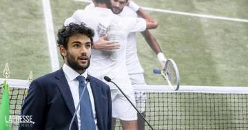 """L'infanzia di Matteo Berrettini: """"Da bambino credevo di essere scarso a tennis"""""""