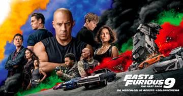 Fast & Furious 9 – The Fast Saga