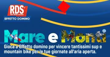 Effetto Domino: mare e monti!