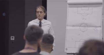 Euro 2020: Mancini detta la formazione della finale, il suo discorso è emozionante