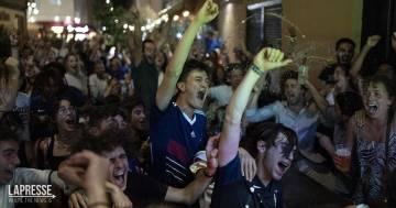 Euro 2020: molte città vieteranno i maxischermi in piazza per la partita di Italia-Inghilterra