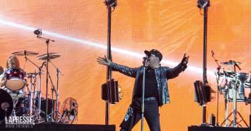 Vasco Rossi inaugurerà il Trentino Music Arena: 'È dal 1983 che non suono a Trento'