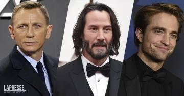 Da Daniel Craig a Robert Pattinson: ecco la classifica delle star più pagate di Hollywood