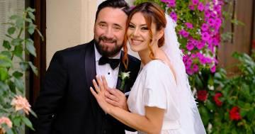 Federico Zampaglione e Giglia Marra si sono sposati: ecco le foto