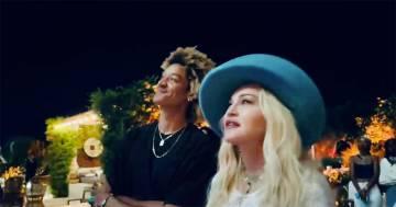 Madonna saluta l'Italia: ecco l'ultimo video prima di partire dopo le vacanze in Puglia