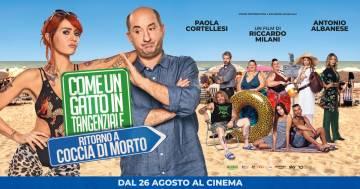 Paola Cortellesi e Antonio Albanese al cinema con il sequel di 'Come un gatto in tangenziale'