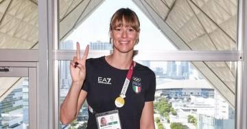 Federica Pellegrini è stata eletta membro del Comitato Olimpico Internazionale