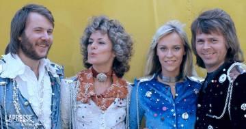 Gli ABBA sbarcano su TikTok: il primo video è già virale