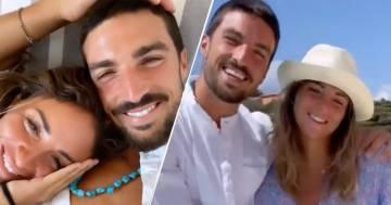 Mariano Di Vaio papà per la quarta volta: il tenero video su Instagram