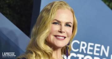 Nicole Kidman dice addio ai ricci e sfoggia il nuovo look su Instagram