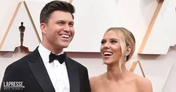 Scarlett Johansson è incinta: la conferma arriva dal futuro papà