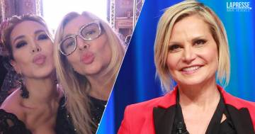 """Simona Ventura e la frecciatina a Barbara d'Urso e Mara Venier: 'Tra loro due scelgo la pizza"""""""