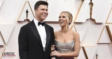 È nato Cosmo, il figlio di Scarlett Johansson e Colin Jost: ecco l'annuncio su Instagram