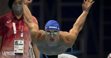La storia di Simone Barlaam: da piccolo lo chiamavano Nemo, oggi è un campione del nuoto